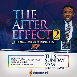 The After Effect II