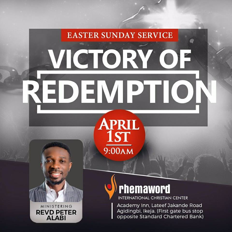 Victory Of Redemption