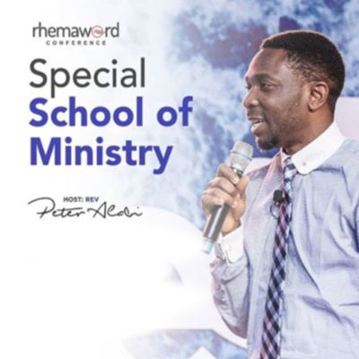 Rhemaword Conference 2019 Day III (School of Ministry)