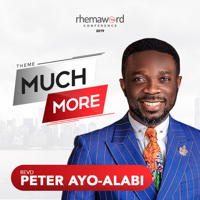 Rhemaword Conference 2019 Day IV (Thanksgiving Service)